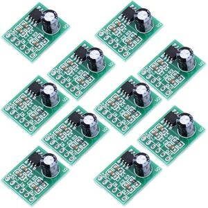 10Pcs XTP8871 5V 1A Single Sound Track Amplifier Module Mono Digital Amplifier