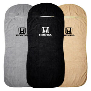 Protective Cloth Seat Cover Towel for Honda [Honda Logo] from Seat Armour