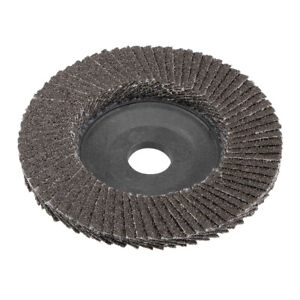 4 Inch Flap Discs 72 Page Grinding Wheels Sand Papers for Angle Grinders 60 Grit