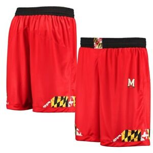 Maryland Terrapins Under Armour Youth Lacrosse Replica Performance Mesh Shorts -