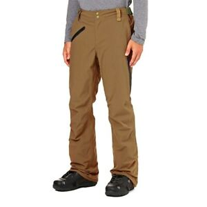 HOLDEN 2018 Mens DIVISION Snow Pants Bison Large NWT $177.00