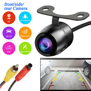 Wireless Car Backup Camera Rear View HD System wNight Vision+5