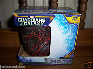 Marvel Guardians Of The Galaxy DRAX The Destroyer Coffee Mug New In Box