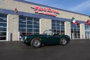 1965 Shelby Cobra CSX8037 1965 Shelby Cobra CSX8037 Slab Side 1 Owner From New Only 1204 Original Miles