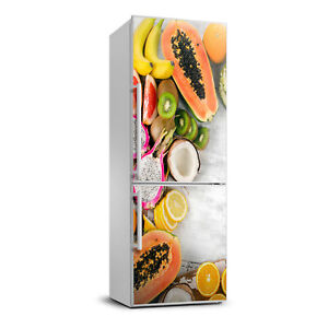3D Home  Refrigerator Wall Self Adhesive Removable Sticker Decal Food Fr