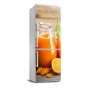 3D  Refrigerator Wall Self Adhesive Removable Sticker Decal Food Fruit juice
