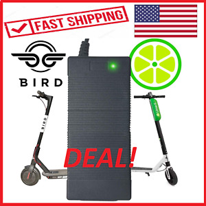 DEAL  *U.S. Seller*Charger (2-Amp) BIRD LIME Xiaomi Mijia M365 Electric Scooter