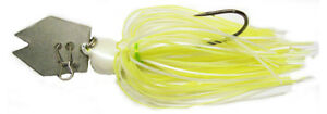 8101 Venom Lures Rattle Shake 38oz 5 Lures Chartreuse Shad