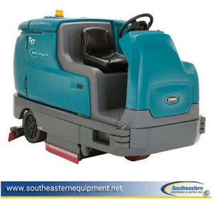 Reconditioned Tennant T17 Battery Floor Scrubber w ec-H2O