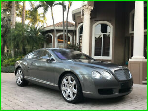 2005 Bentley Continental GT  2005 Used Turbo 6L W12 60V Automatic AWD Premium