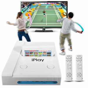 198-in-1 Games Motion Sensing TV Video Game Console Remote Home System Good Gift