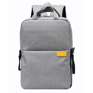 Hot Backpack Camera Bag Case for Camera Lenses Laptop Photography Accessories $38.74