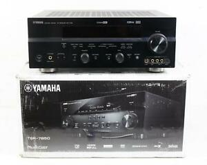 Yamaha TSR-7850 7.2 Channel Audio Video Receiver