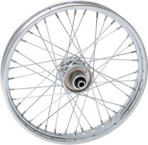 Drag Specialties Replacement Laced Wheels 21 X 2.15 Front #0203-0410