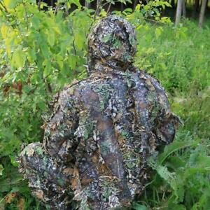 Hunting Clothes New Maple Leaf Bionic Ghillie Suits
