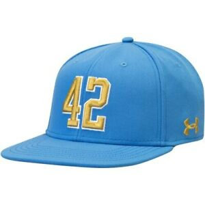 UCLA Bruins Under Armour Jackie Robinson Fitted Hat - Light Blue
