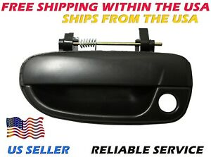 QSC Outside Exterior Door Handle Front Left for Hyundai Accent 00 06 $7.35