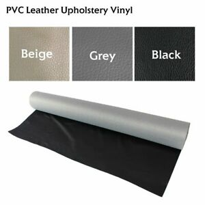 Faux Leatherette Vinyl Fabric Upholstery Auto Boat Outdoor Marine Replace 54