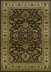 2x8 Runner Sphinx Persian Brown Oriental 952M1 Area Rug - Approx 2' 7