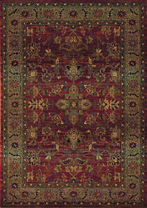 2x8 Runner Sphinx Oriental Red Persian 836C Area Rug - Approx 2' 6'' x 9' 1''