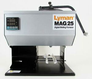LYMAN 2800382 Lyman Mag 25 Digital Furnace (115V)