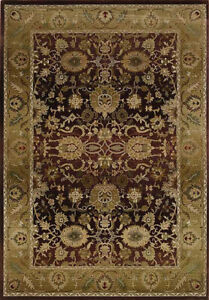 3x10 Sphinx Persian Purple Oriental 1732M Area Rug New - Approx 2' 7'' x 9' 1''