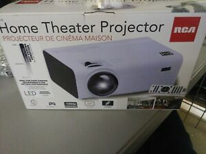 RCA LED Home Theater Projector 1080p 2200 Lumens
