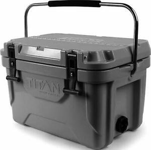 Arctic Zone Deep Freeze Premium Ice Chest Cooler Camping Summer Supplies Ice