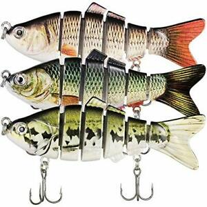 Fishing Lures for Bass 3.9