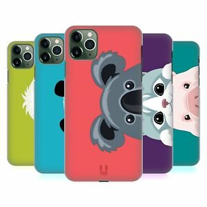 HEAD CASE DESIGNS PEEKING ANIMALS CASE FOR APPLE iPHONE PHONES