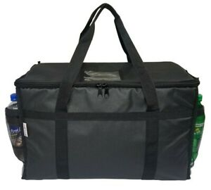 Insulated Food Delivery Bag/ CATERING BAG / UBER / DOORDASH / Water resistant
