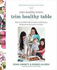 Trim Healthy Mama's Trim Healthy Table: More Than 300 Recipes [P.D.F] Via Email