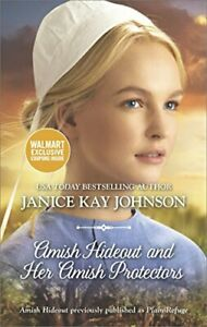 Amish Hideout and Her Amish Protectors $3.99