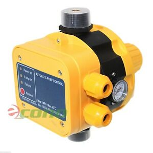 New Automatic Water Pump Pressure Controller Electronic Pressure Switch.145PSI