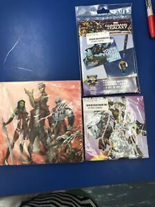 Guardians Of The Galaxy 2 Party Birthday Supplies