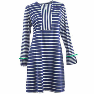 Ibkul Ladies Invisible Long Sleeve Dress - Choose Size and Color
