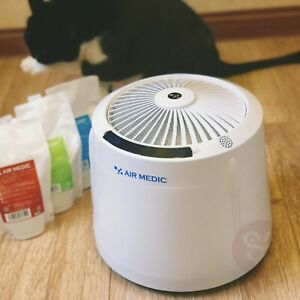 AIR MEDIC Pet Air Purifier Odor Indoor Environment Machine