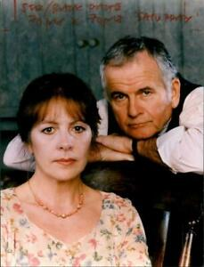 Ian Holm and Penelope Wilton - Vintage photo