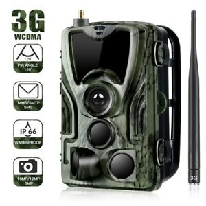 Outdoor scouting Cam 3g Trail Hunting 1080p 16mp MmsSMTP  Night Vision Wildlife