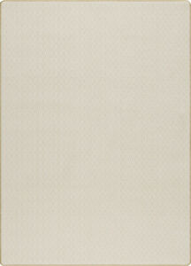 Milliken Ivory Contemporary Lines Crosshatch Area Rug Solid Urbanist Ginger
