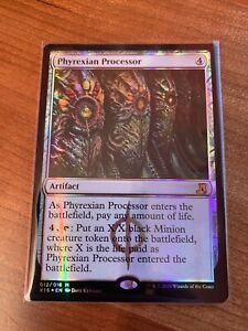 Phyrexian Processor ~ Foil ~ NM ~ From the Vault: Lore ~ EDH ~ MTG ~ Magic