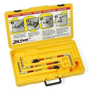 Brenelle Jet Swet 2100 Small Kit with Case AND 1 2quot; 3 4quot; and 1quot; Plumbing Tools $150.65