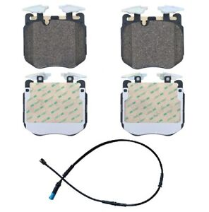 Front Brake Pad Set and Wear Sensor Kit Genuine For BMW G05 G07 X5 X7 xDrive 40i