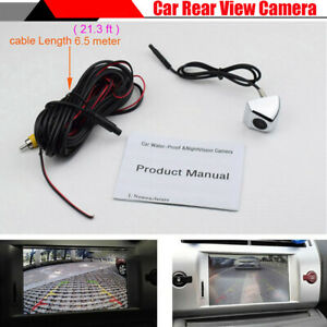 HD Car SUV Parking Snap in Rear View Camera NTSC System Night Look Universal