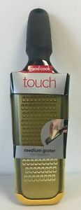 Good Cook Touch Stainless Steel Medium Grater #20425