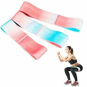 Ireenuo Exercise Band Hip Loop Training Tube Resistance Up Muscle Stretch Cloth