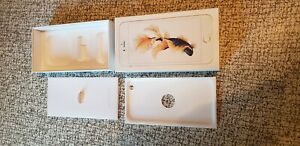 EMPTY BOX ONLY RETAIL PACKING FOR APPLE IPHONE 6S PLUS