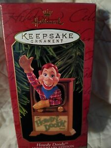 1997 Hallmark Keepsake Christmas Ornament Howdy Doody 50th Anniversary Edition