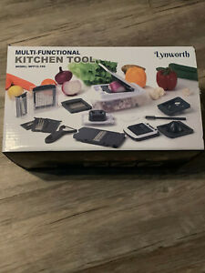 Multi Function Kitchen Tool Slicer Grater Peeler New in box $14.99