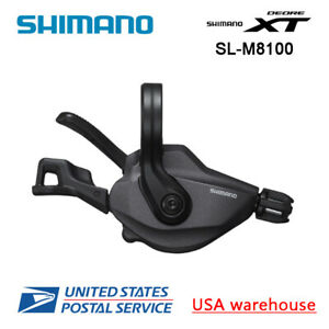 New Shimano Deore XT SL M8100 12 speed MTB Clamp On Right Shifter OE